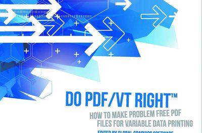 PDF/VT: turbo charging variable data print