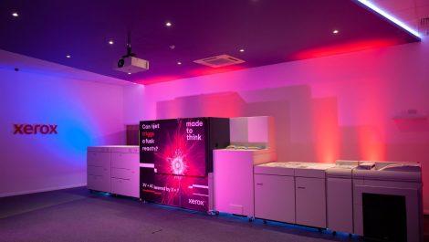 Baltoro gets UK outing at Xerox inkjet event