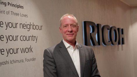 Ricoh announces new inkjet leadership