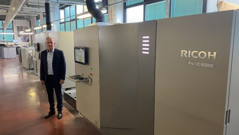 Slovenia Post adds second Ricoh Pro VC40000