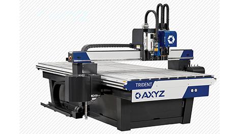 AXYZ upgrades Trident solution