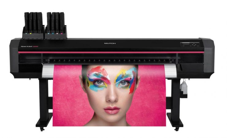 Mutoh unveils fifth generation sign and display inkjets