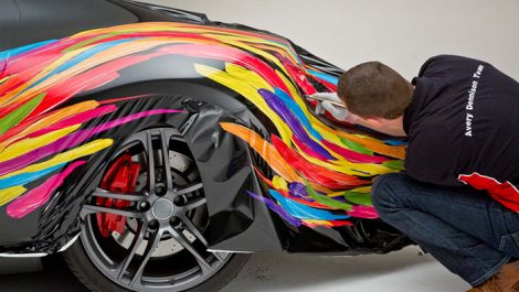 Entrants wanted for Avery Dennison wrap challenge